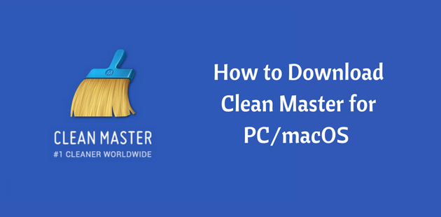 clean master download windows 7