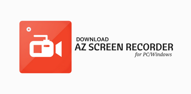 download az screen recorder for pc